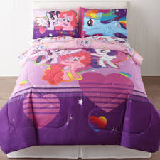 my little pony bedding set with sheets jcpenney