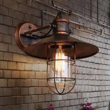 rustic primitive wall sconce wall lighting fixtures ebay