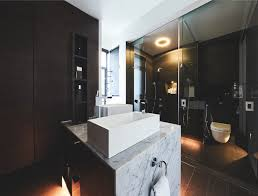 Open Bathroom Concept For Master Bedroom One Way To Make Small Hdb Bathrooms Look Bigger