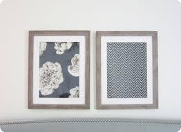 Framed Fabric Wall Art Framing For Jameslloyd How To Frame