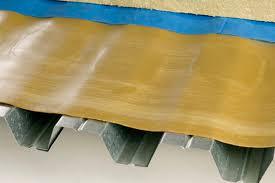 Roll Sound Insulating Underlay Flat Roof
