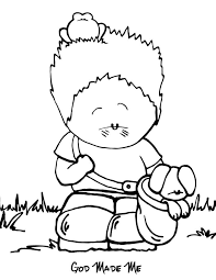 Downloads Online Coloring Page God Made Me Special Pages 85 With Additional Free Kids