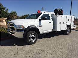 100 Service Truck Tool Drawers 2018 DODGE 5500 Mechanic Utility For Sale Auction