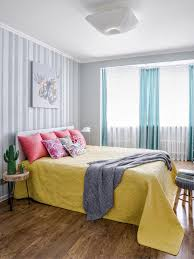 100 Pop Art Bedroom Airy Contemporary Apartment With Scandinavian And