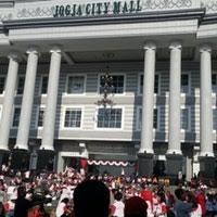 Photo Taken At Jogja City Mall By Raden R On 8 31 2014