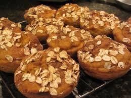 Panera Pumpkin Muffin Nutrition by Healthy Muffins That Don U0027t Taste Low Fat Oatmeal Pumpkin Muffins