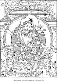 Welcome To Dover Publications Creative Haven Tibetan Designs Coloring Book
