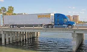 100 Werner Trucking Pay Enterprises Could Ponder Merger As Trucking Industry