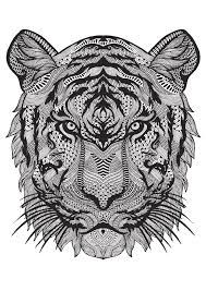 100 Coloriage Anti Stress Bestiaire