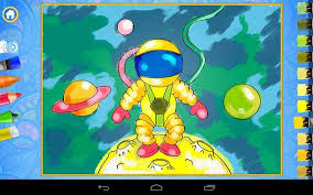 Kids Coloring Painting World Apk Screenshot