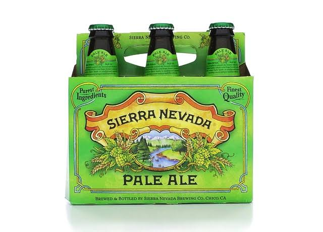 Sierra Nevada Pale Ale - 6x330ml