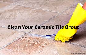 home maintenance tip clean your ceramic tile grout atlantic