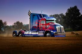 Wallpapers Transformers: The Last Knight Lorry Optimus Prime Truck