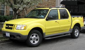 2003 Ford Explorer Sport XLS - 2dr SUV 4.0L V6 Manual