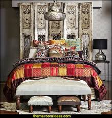 Exotic Bedroom Decorating Ideas