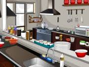New Home Kitchen Decoration Fast Food