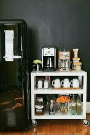 Home Bar Coffee Stand