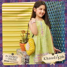 Khaadi Kids 2017 Collection Embroidered Kurta Pants Spring Summer Latest Pakistan Fashion Trend Trending Style Article 11