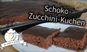 thermomix schoko zucchini kuchen