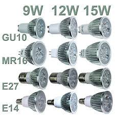 gu10 led light bulbs ebay