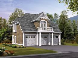 Lida Apartment Garage Plan 071D 0246