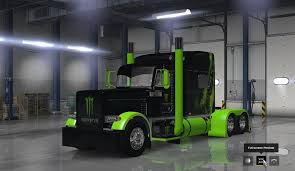 Monster Energy Skin - American Truck Simulator Mod   ATS Mod Highenergy Trucks Compete In Sumter The Item Monster Energy Jeep Truck Window Tting All Shade 3m And Ogio Bagster Raptor Trophy Scaledworld 2017 Jam Truck Suv And Pickup Body Style Truckvan Pack Gta5modscom Brings The Worlds Craziest Driving To Mexico Slash Rcnitrotalk Rc Forum News Page 8 Debuts Birmingham 2014 Ford F250 Gallery Photos