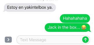 jackinthebox hashtag on twitter