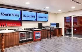100 W Hotel Barcelona S Unveils Sound Suite For Music Lovers