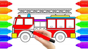 How To Draw Fire Truck, Drawing For Kids | Paint Colouring Pages For ... Antique Fire Trucks Draw Hundreds To Town Park Johnston Sun Rise Education South Lyon Fire Department Kids Truck Fun Games Apk Download Free Educational Game For Easy Kid Drawing Pictures Wwwpicturesbosscom For Clip Art Drawn Marker 967382 Free Amazoncom Vehicles 1 Interactive Animated 3d How Draw A Police Car Truck Ambulance Cartoon Draw An Easy Firetruck Printable Dot Engine Dot Kids