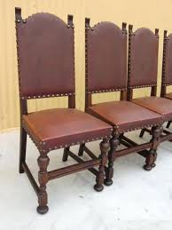 Antique Dining Chairs Interesting Design Room Cool Side Furniture Vintage Au