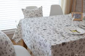 Decorating: Make Your Dining Table More Chic With ... Home Decor Spectacular Table Cloth Inspiration As Your Ding Kitchen Tablecloths Factory Coupon Code Sears Promo Code 20 Sainsburys Online Food Shopping Vouchers The Story Of Linen Tablecloth Has Covers Depot Bb Crafts Coupons Codes Proderma Light Coupon Walmart Cheap Whole Stand Up To Cancer Good Home Store Wow Factory 2019 Decorating Cute Ideas With