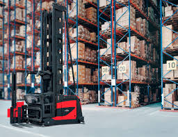 Electric Forklift / Ride-on / For Very Narrow Aisles / With ... Linde Forklift Trucks Production And Work Youtube Series 392 0h25 Material Handling M Sdn Bhd Filelinde H60 Gabelstaplerjpg Wikimedia Commons Forking Out On Lift Stackers Traing Buy New Forklifts At Kensar We Sell Brand Baoli Electric Forklift Trucks From Wzek Widowy H80d 396 2010 For Sale Poland Bd 2006 H50d 11000 Lb Capacity Truck Pneumatic On Sale In Chicago Fork Spare Parts Repair 2012 Full Repair Hire Series 8923 R25f Reach