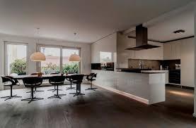 offene kuchen ideen bilder grose kuche im wohnzimmer