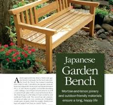 bench japanese garden bench porch bench plans simple garden bench