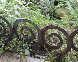 Overwrought Garden Art Unique Wrought Iron Metalwork Gates Security Doors Wall Furniture And