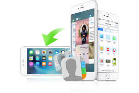 to Transfer Contacts from iPhone to iPhone