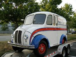 Divco - Wikipedia Hvsmotdeliverytruck4500203bd8a294 Food Truck For Rare 1926 Ford Model Tt John Deere Delivery T Photo Classic Trucks Sale Classics On Autotrader Barn Find 1966 Chevrolet Panel Truck For Sale Youtube Piaggio Ape Car Van And Calessino Sale Chevrolet 3100 2019 Ranger Am I The Only One Disappointed Gearjunkie Box Vintage Intertional Military For Cversion Restoration Ford Straight Selfdriving 10 Breakthrough Technologies 2017 Mit