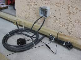 boitier cache fil electrique maison design bahbe