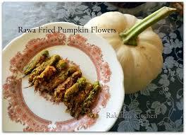Fried Pumpkin Blossoms by Crispy Rawa Fried Pumpkin Buds Raksha U0027s Kitchen