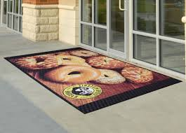 custom business floor mats add pizzazz to the workplace
