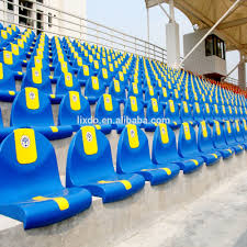Deluxe Stadium Chair With Arms by Stadium Seat Stadium Seat Suppliers And Manufacturers At Alibaba Com