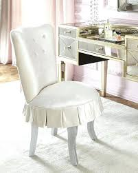 Vanity Chair With Back And Wheels by Vanity Chair With Back Channeled Back Vanity Chair Dwba Vanity