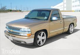 100 Chevy Silverado Truck Parts Readers Rides 2000 In Magazine