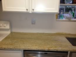 what backsplash design will go with our new kashmir gold