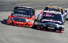 100 Truck Series Drivers Kyle Busch Motorsports Vs Germain Racing Owners