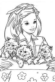 Barbie Coloring Pages Overview With Great Sheets OnlineColoring Book