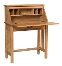 Drop Front Secretary Desk by Wonderful Secretary Desks For Small Spaces Photo Inspiration