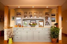 Creative Of Modern Dining Room Hutch With Plans