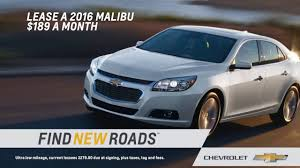 Cecil Clark Chevrolet July 2016 TV Ad