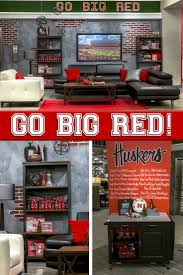 Nebraska Furniture Mart Bedroom Sets by 59 Best Cornhusker Cave Fan Room Images On Pinterest Nebraska